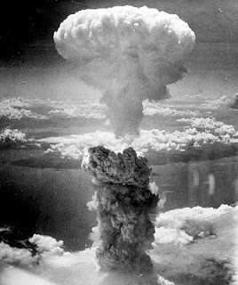 Atomic-bomb-attack-on-Nagasaki